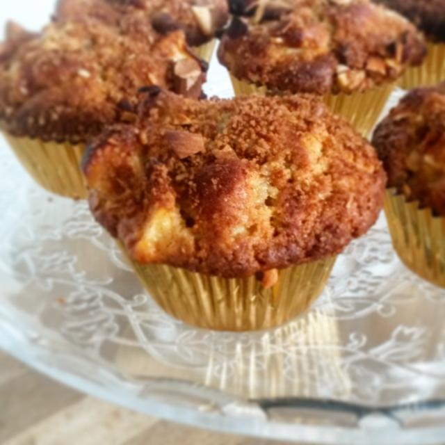 Appel Kaneel Muffins
