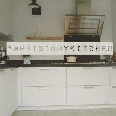 What's in my kitchen – tag